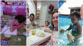 Niños en familia: Recomendaciones para controlar el estrés durante la cuarentena
