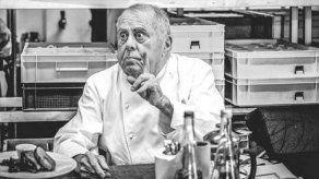 Fallece el cocinero francés Albert Roux