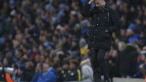 Guardiola molesto por constantes preguntas sobre Agüero