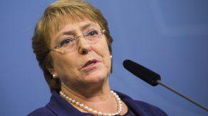 Bachelet condena cualquier situación que altere el orden democrático en Venezuela