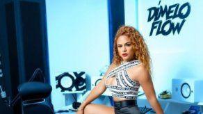 ¿Se aproxima un dúo musical entre Dímelo Flow y Liza Hernández?