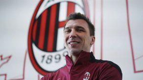 Mandžukić regresa a Italia