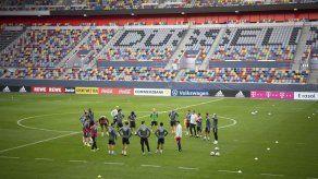 Alemania con caso de COVID previo a partido de eliminatorias