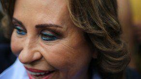 Torres podría ser la primera mujer presidente de Guatemala