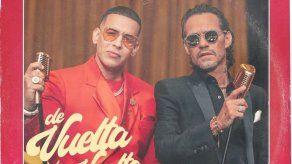Daddy Yankee resalta haber logrado uno de sus deseos: grabar con Marc Anthony