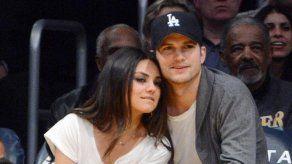 La hija de Mila Kunis y Ashton Kutcher