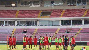 Panamá empieza su segunda semana de entrenamiento pensando en Irlanda del Norte