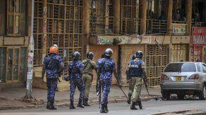 Uganda: 16 muertos en protestas en apoyo a líder opositor