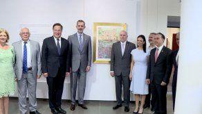Felipe VI realza la historia común de España y América al homenajear a la Ciudad de Panamá