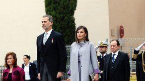 Los reyes Felipe y Letizia cumplen mañana 15 años de matrimonio