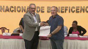 José Luis Fábrega es proclamado por la Junta de Escrutinio como alcalde electo del distrito capital
