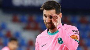 El Barcelona empata con el Levante y se complica LaLiga