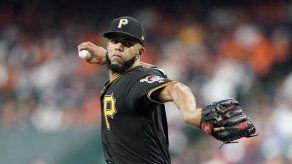 Agrazal luce en la loma y Piratas aplastan a Astros