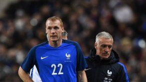 Jérémy Mathieu anuncia su retirada de la selección francesa