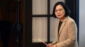 Disturbios en Nueva York en torno a la visita de la presidenta taiwanesa (TV)