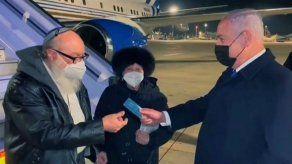 Llega a Israel Pollard