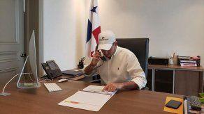Carrizo instruye a comisión de compras por COVID-19 que rinda informe semanal al país