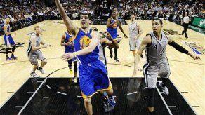 Warriors empató la serie a los Spurs