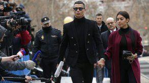 Cristiano se declara culpable de fraude fiscal en España