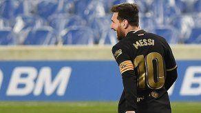 El Barça y Messi impresionan para seguir el ritmo del Atlético