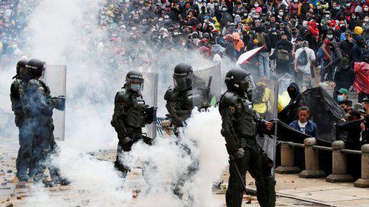 El Gobierno de Iván Duque alega que necesita cerrar el hueco que ha creado la pandemia en las arcas del Estado, y con la reforma tributaria espera recaudar 25 billones de pesos.
