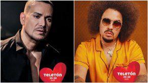 Víctor Manuelle y Maffio se presentarán en la Teletón 20-30 en Panamá