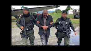 Detienen en Colombia a narco asociado al Clan del Golfo y carteles mexicanos