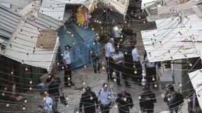 Policía de Israel abate a un presunto agresor palestino