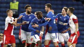 UEFA investiga insulto racista hacia jugador de Rangers