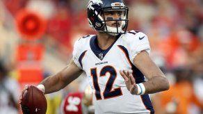 Lynch será quarterback titular de Broncos
