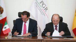 Fiscalía mexicana firma memorando de cooperación con Andorra