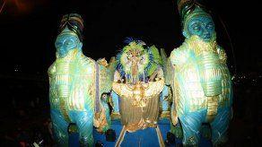 Cierre del Carnaval Un país en fiesta 2018