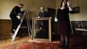 Identifican pintura como autorretrato de Rembrandt