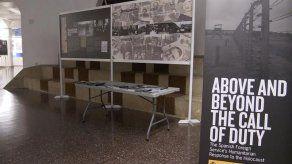Exposición en Jerusalén honra diplomáticos que salvaron judíos en Holocausto