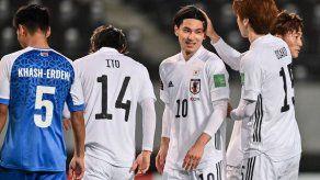 Japón aplasta a Mongolia con un resultado histórico de 14-0