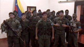 El capitán rebelde que remece la Fuerza Armada venezolana en contra de Maduro