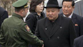 Kim regresa a Pyongyang tras cumbre con Putin en Rusia