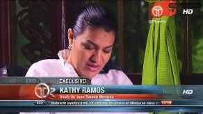 Katy Ramos narra cómo fueron los últimos minutos de vida de su esposo