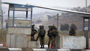 Tropas israelíes matan a un palestino armado en Cisjordania
