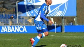 Ismael Diaz no fue convocado en el Fabril por lesión