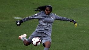 Portera Yenith Bailey jugará en el Club Libertad Limpeño de Paraguay