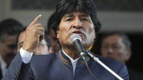 Morales pide a la UPI que se pronuncie a favor de Maduro