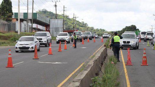 Policía de Tránsito sancionó a 12,331 conductores durante asueto de fiestas patrias