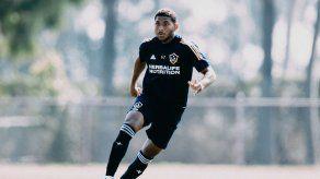 Panameño Carlos Harvey jugará en la MLS con el Galaxy