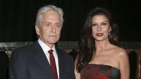 Michael Douglas y Catherine Zeta-Jones estaban predestinados a estar juntos