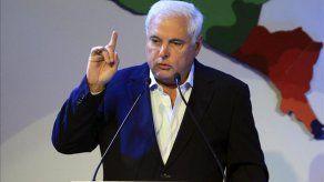 Martinelli asegura que Torrijos y Navarro mienten por motivos políticos