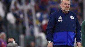 Prosinecki deja de ser seleccionador de Bosnia