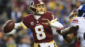 Cousins seguirá con Redskins como 'jugador franquicia'