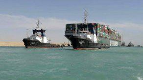 La Autoridad del Canal de Suez (SCA) afirmó a la televisión pública que se emprendieron negociaciones para obtener una indemnización por el perjuicio causado por el barco Ever Given.