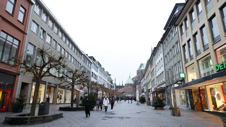 La nueva cepa del coronavirus estaba presente en Alemania desde noviembre